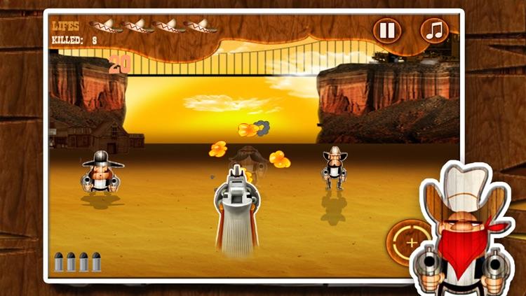 Cowboy Guns Free screenshot-4