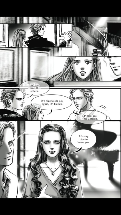 Twilight: The Graphic Novel, Vol. 2 screenshot-3
