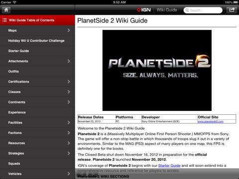 ign app for planetside 2 app price drops rh appsliced co