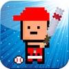 タイニー野球選手 - 無料8ビットレトロピクセル野球 / A Tiny Baseball Player - Free 8-Bit Retro Pixel Baseball - iPhoneアプリ