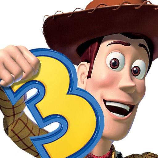 Toy Story 3 Read–Along icon