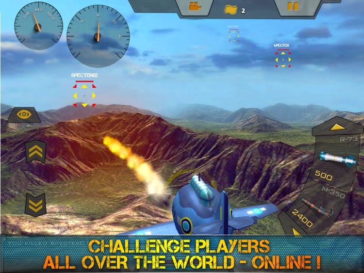 Ace Wings:Online HD screenshot-3