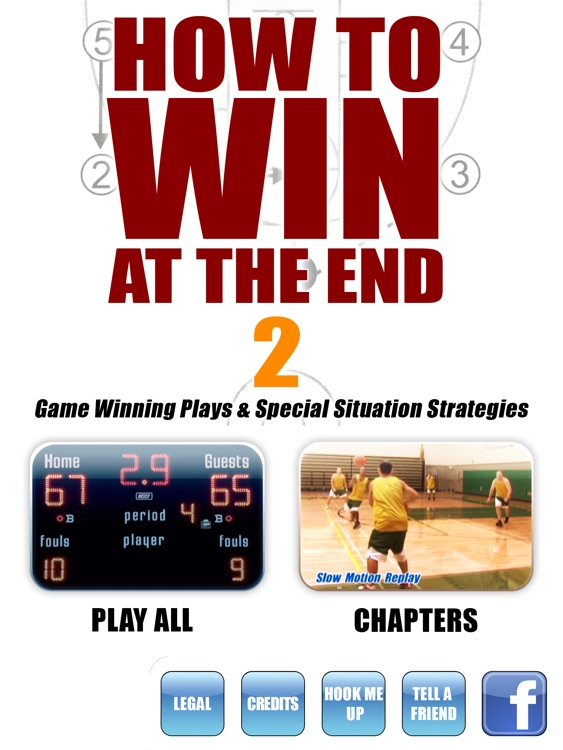 How To Win At The End, Vol. 2: Special Situations Playbook - with Coach Lason Perkins - Full Court Basketball Training Instruction - XL