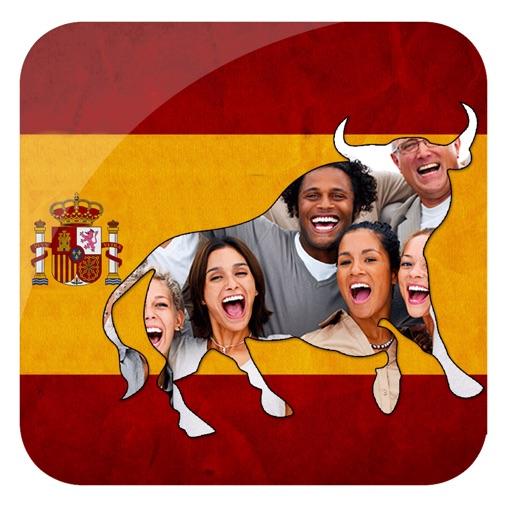 Spain Flag Frames