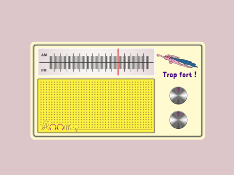 La radio des enfants : Trop Fort !
