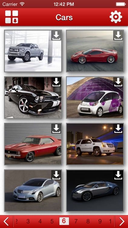 Cars HD Wallpaper screenshot-3