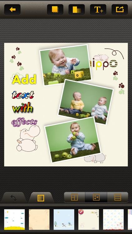 ProCollage - Photo Collage Maker & Photo Stitch Creator screenshot-4