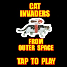 Cat Invaders From Outer Space