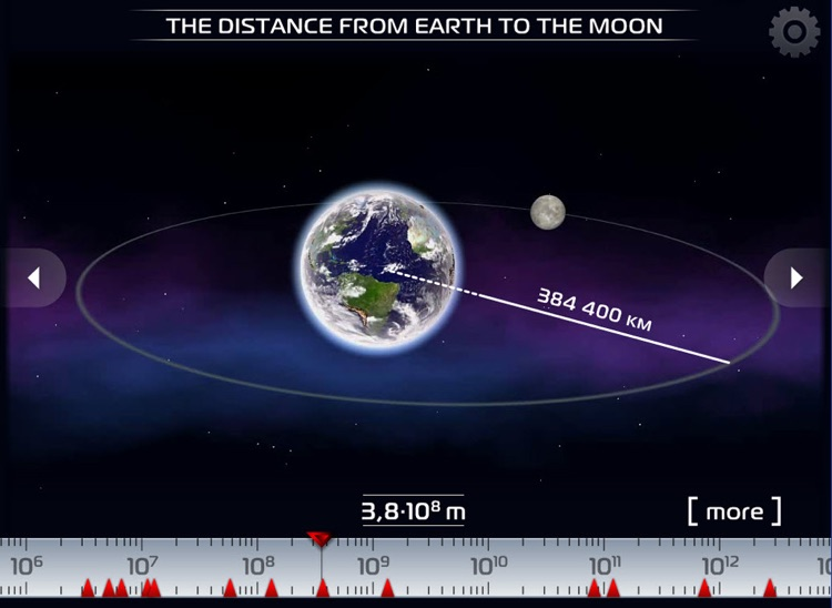 Science - Macrocosm 3D HD Free: Solar system, planets, stars and galaxies screenshot-4