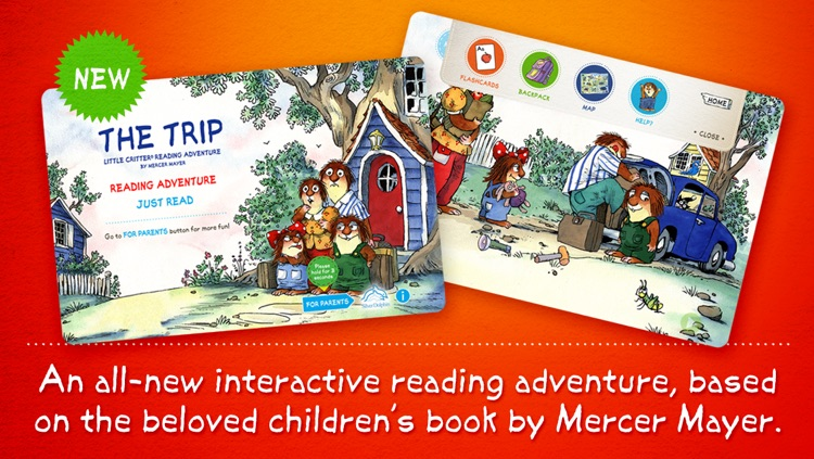 The Trip Little Critter Reading Adventure