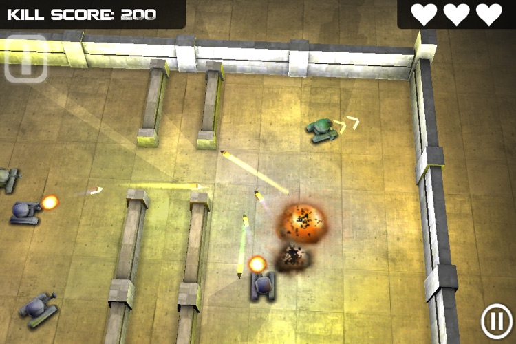 Tank Hero Lite screenshot-3