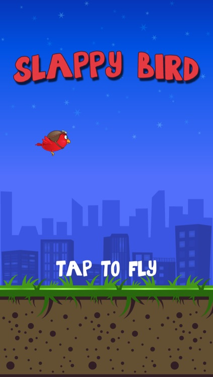Slappy Bird, Top Secret Flappy screenshot-3