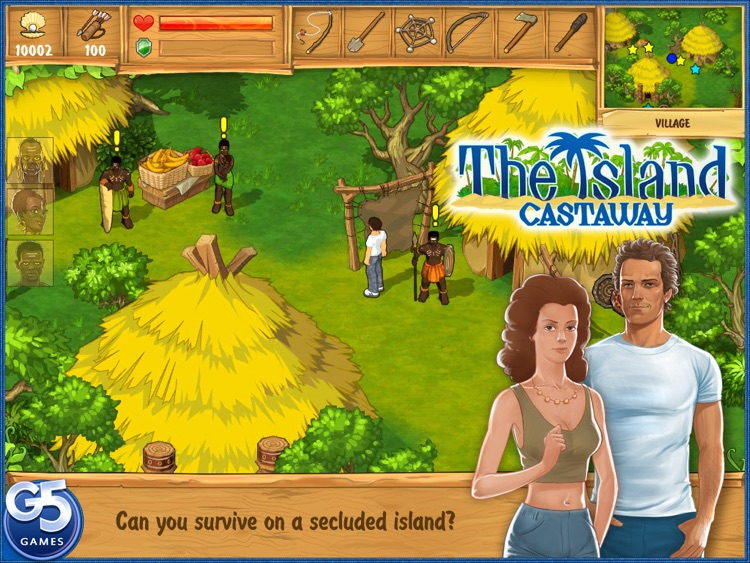 The Island - Castaway® HD screenshot-0