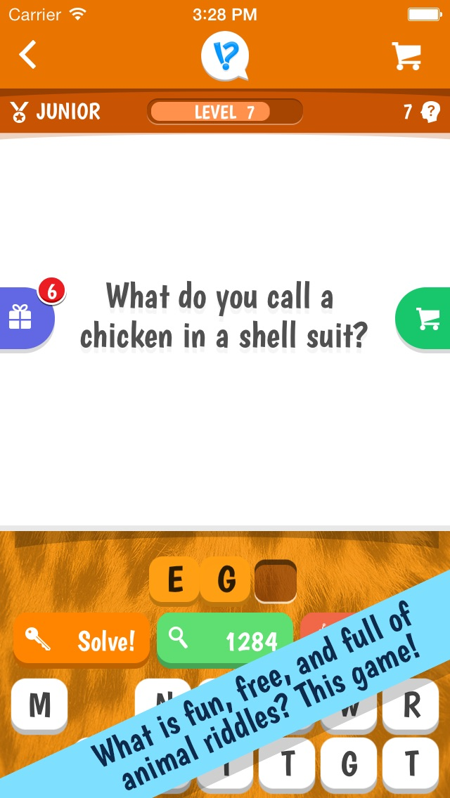 Animal Riddles  - fun and challenging riddles about animals hack tool