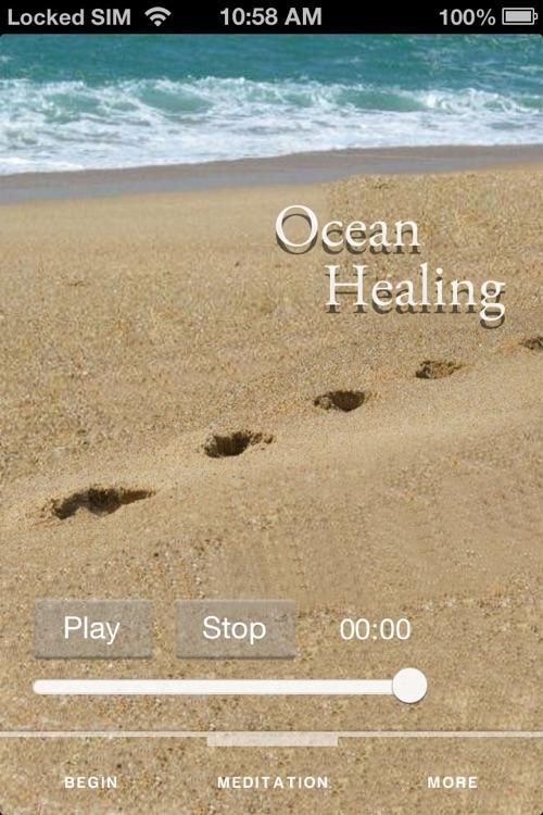Ocean Healing Meditation