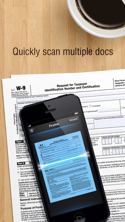 LazerScanner - Scan multiple doc to pdf and auto upload to Dropbox