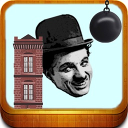 Flying Mute Chaplin - He can fly too !
