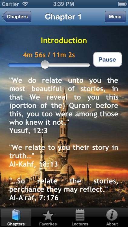 Stories of The Prophets in Al-Quran 1