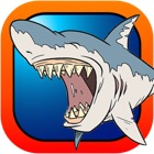 plonger sous la mer - dangereuse chasse de requin gratuit icon