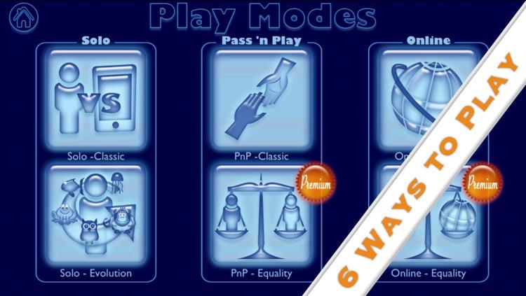 iVolution - the evolving word game screenshot-4