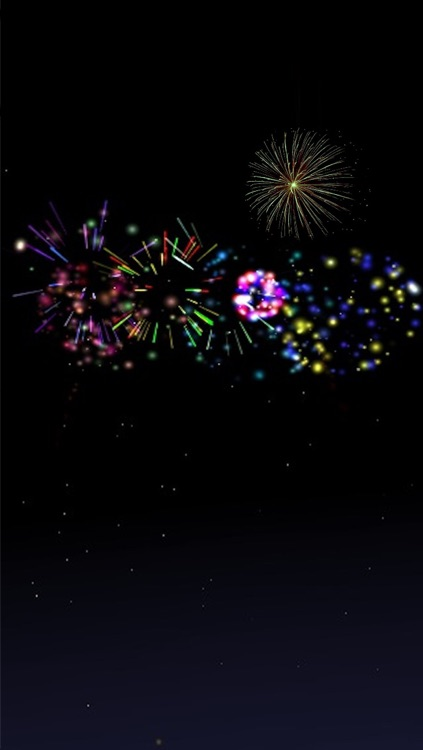 Fireworks! Arcade screenshot-2