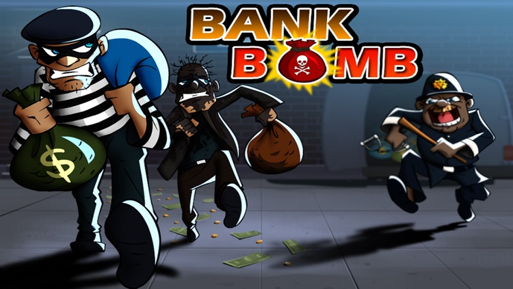 Bank Bomb - Best Top Free Police Chase Race Escape Game screenshot-0