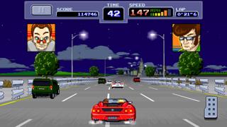Screenshot from Final Freeway 2R