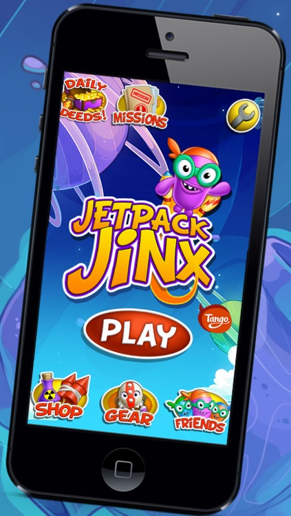 Jetpack Jinx for Tango screenshot-0