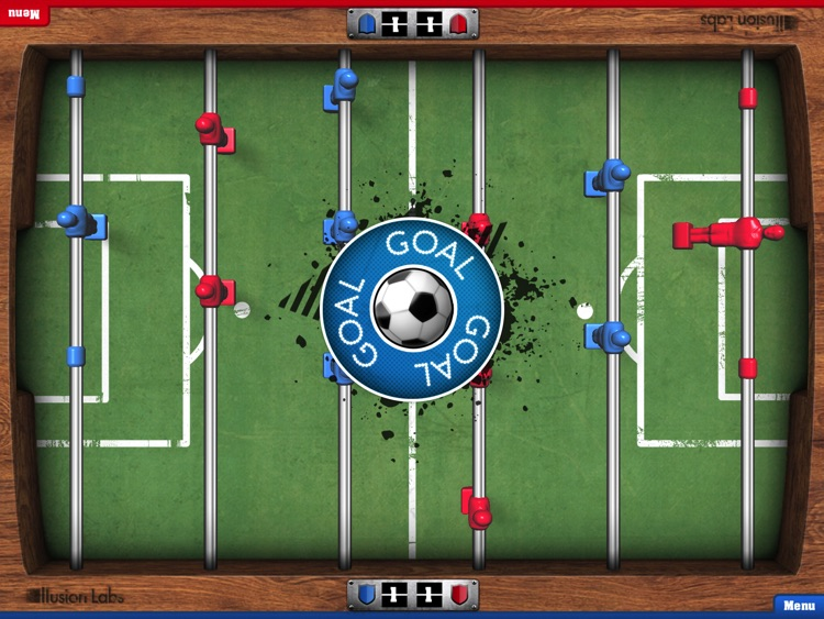 Foosball HD screenshot-4