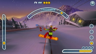 Screenshot #10 for Snowboard Hero