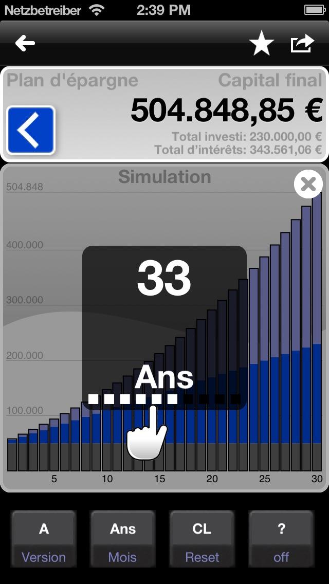 download Calculatrice de prêts et de l'épargne - MarkMoneyPro apps 2