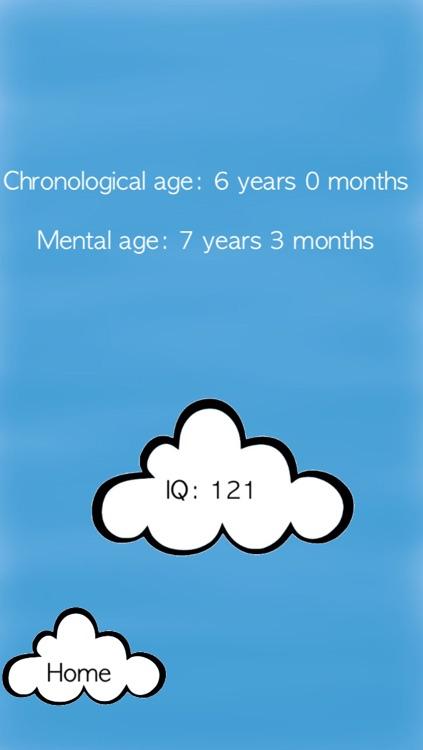 IQ test for children: Draw a Man test screenshot-4