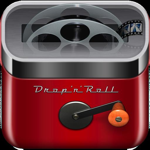 Drop'n'Roll Lite - автоматический видео редактор