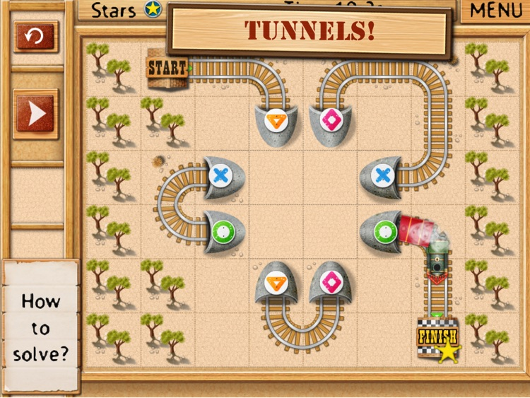 Rail Maze Pro HD screenshot-4