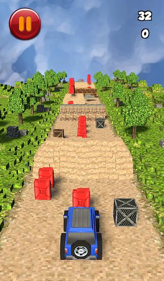 点击获取3D Jeep Crash and Burn Racing Mania - Fun-nest Free Pixel Driving Game for Kid-s and Teen-s