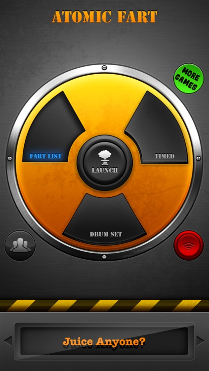 Atomic Fart FREE screenshot-1