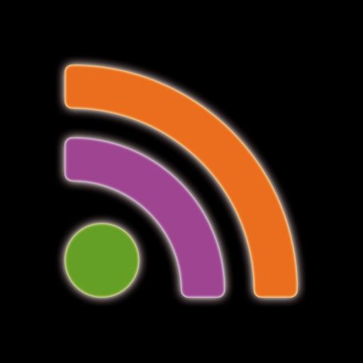 Rainbow RSS Reader