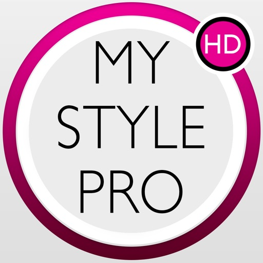 My Style PRO - Personal fashion stylist to design your new look including clothes, hairstyle, jewelry and nails.