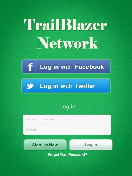 TrailBlazer Network HD