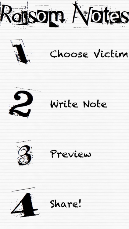 Ransom Notes screenshot-3