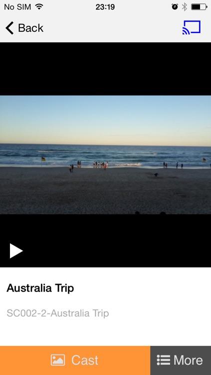SlideshowCast – Make Photo Video Music Slideshow & Cast on TV through Chromecast screenshot-4