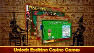 ファラオのスロットカジノ - エジプトの幸運な777トレジャーへの旅 - ラスベガススタイルのスクリーンショット4