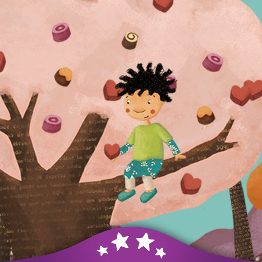 The Magic Chocolate Tree - Children's Story Book icon