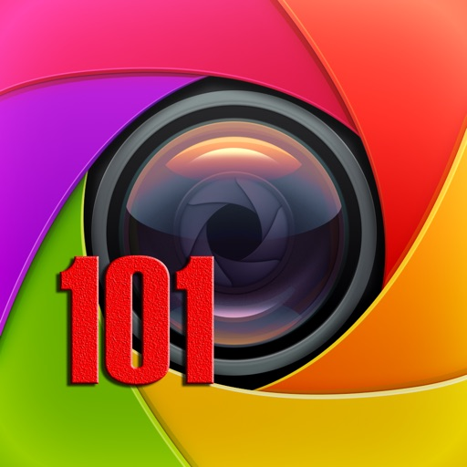 Camera 101 in 1 Real Time Effects icon