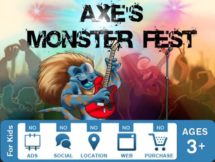 Axe's Monster Fest