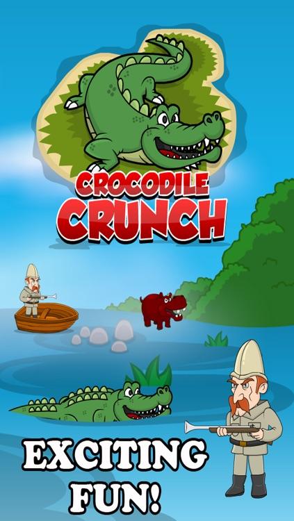 Crocodile Crunch : Bite the Fish