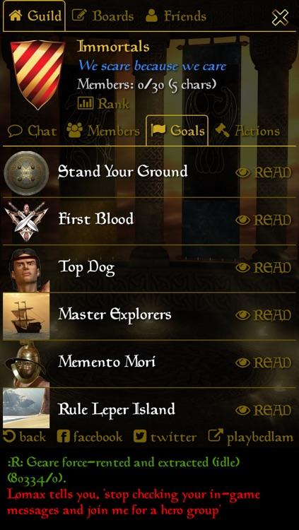 Bedlam screenshot-3