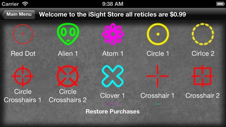 iSights screenshot-4