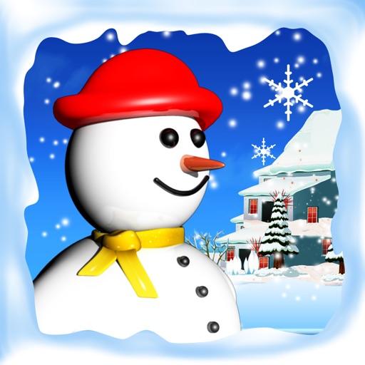 Snowman Land HD icon
