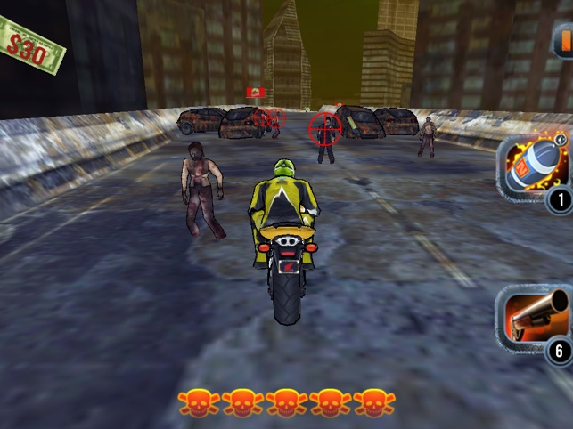 Satan's Zombies Screenshot